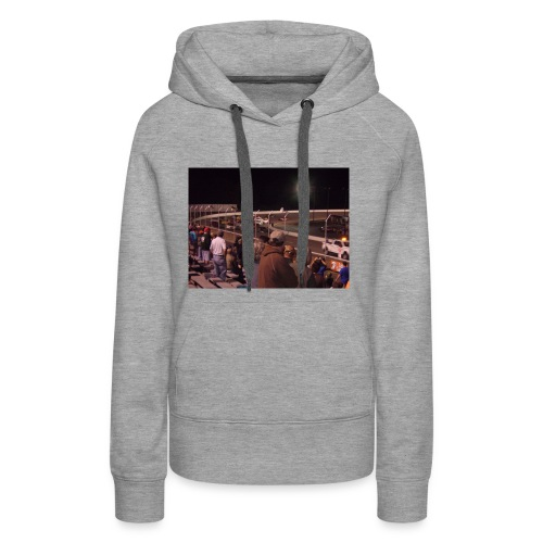 super cup stock car series 2017 - Women's Premium Hoodie