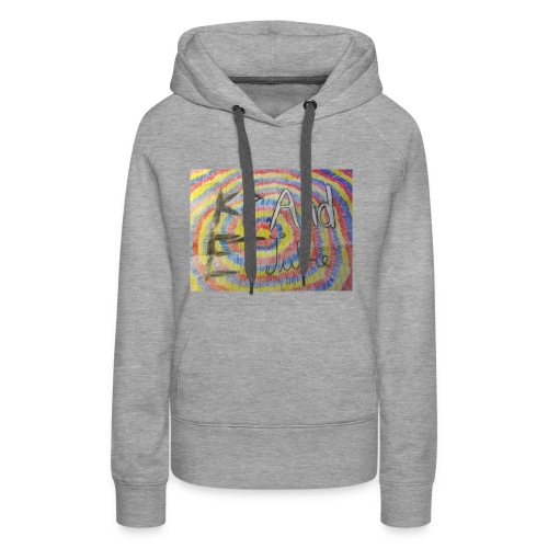 KP and ET tube - Women's Premium Hoodie