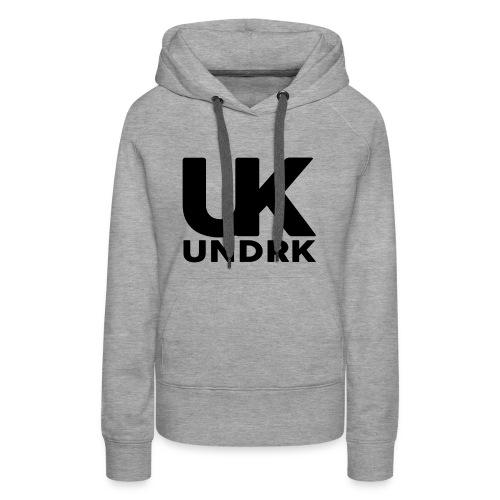 UNDRK EDITION 2 - Women's Premium Hoodie