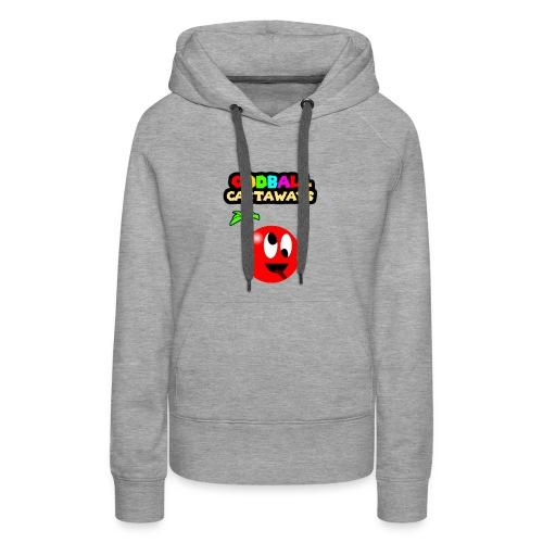 Oddball Mascot and Logo - Women's Premium Hoodie