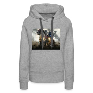 transformers 4 age of extinction - Women's Premium Hoodie