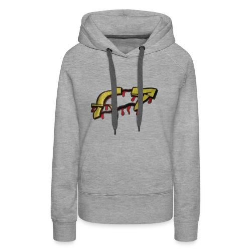 ST graffiti - Women's Premium Hoodie
