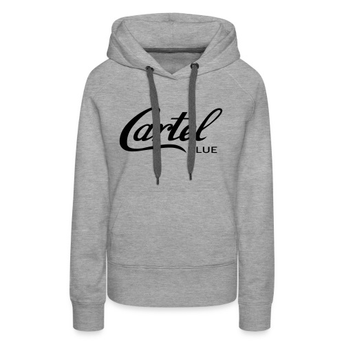 Cartel Blue Graphics - Women's Premium Hoodie