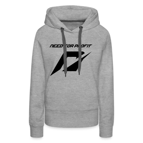 need for profit - Women's Premium Hoodie