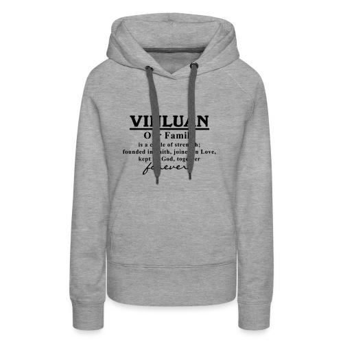 Vinluan Family 01 - Women's Premium Hoodie