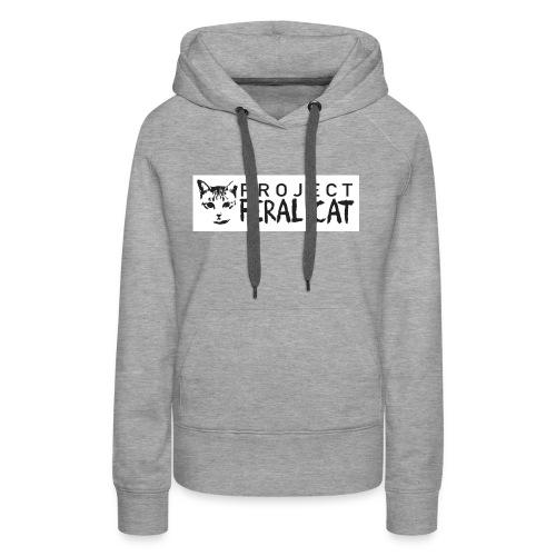 Feral Cat Fundraiser Official merchandise - Women's Premium Hoodie