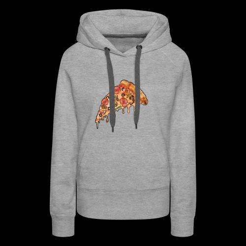 THE Supreme Pizza - Women's Premium Hoodie
