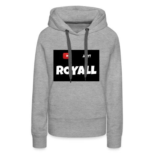 ROYALL - Women's Premium Hoodie