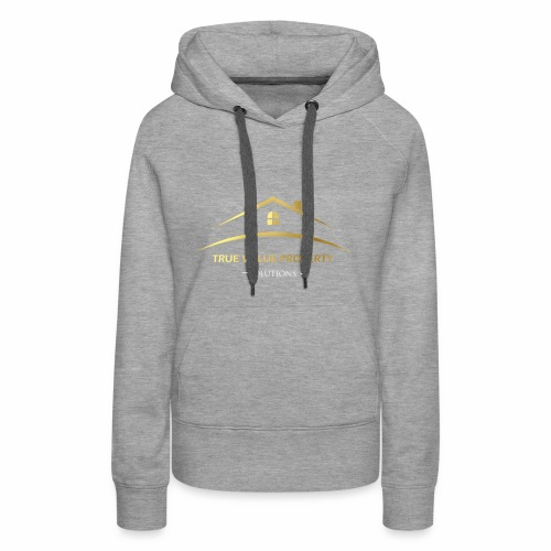 True Value Property Official - Women's Premium Hoodie