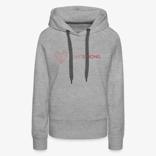 heartstong Horizontal 1 - Women's Premium Hoodie