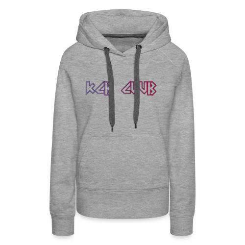 KCB CLUB - Women's Premium Hoodie