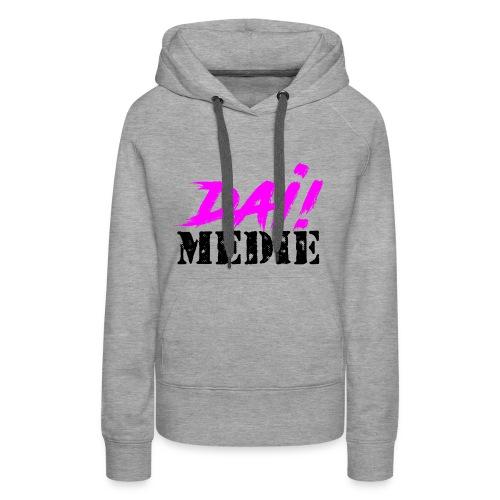 dia medie - Women's Premium Hoodie