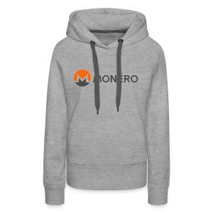 monero - Women's Premium Hoodie