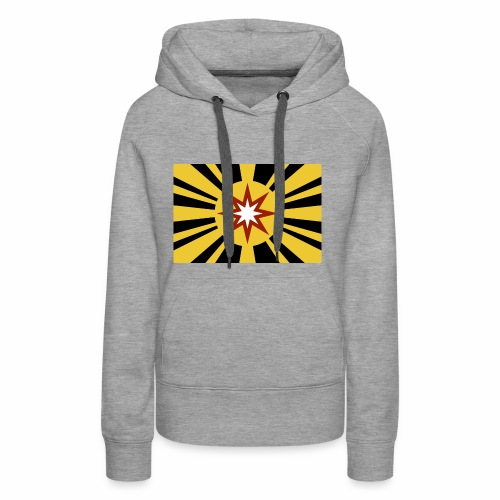 Ad Astra Flag Color - Women's Premium Hoodie