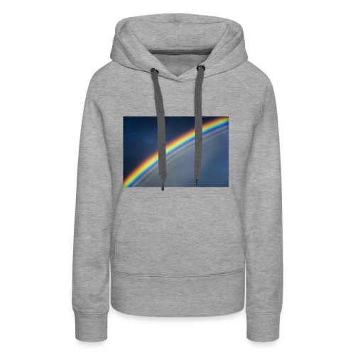 Supernumerary Rainbows - Women's Premium Hoodie