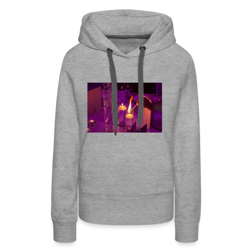 Violet Twilight Magick - Women's Premium Hoodie