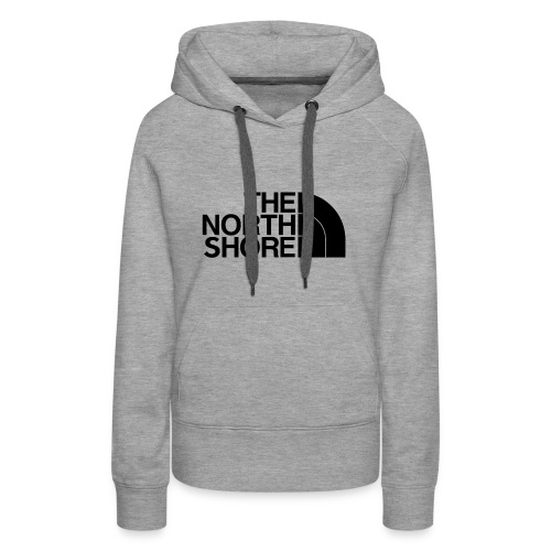 The North Shore Logo - Women's Premium Hoodie