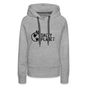 Salty Planet Dos - Women's Premium Hoodie