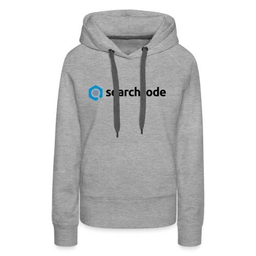 searchcode logo - Women's Premium Hoodie
