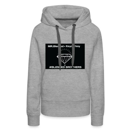 Brothers - Women's Premium Hoodie