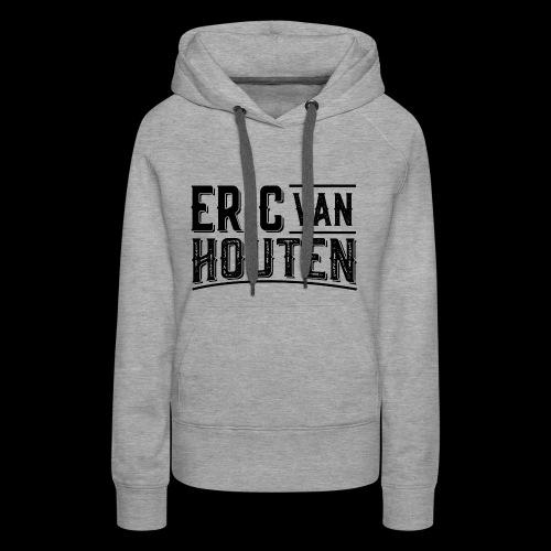 EVH RusticType - Women's Premium Hoodie
