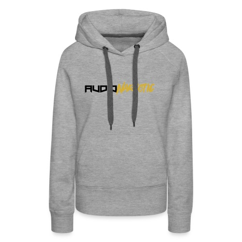 Audio Narcotic Gold - Women's Premium Hoodie