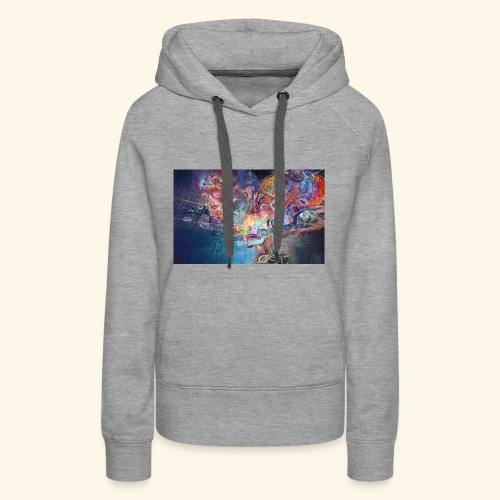 mental explosion - Women's Premium Hoodie