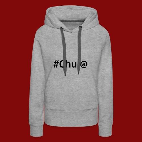 chul@ - Women's Premium Hoodie