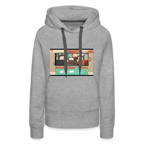 Teh comic - Women's Premium Hoodie