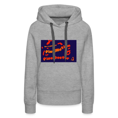 Im a part of pixel nation - Women's Premium Hoodie