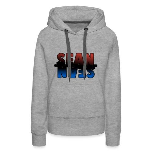 Sean Merchandise FIRE/ICE - Women's Premium Hoodie