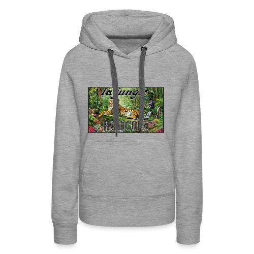lajunglehardcore - Women's Premium Hoodie