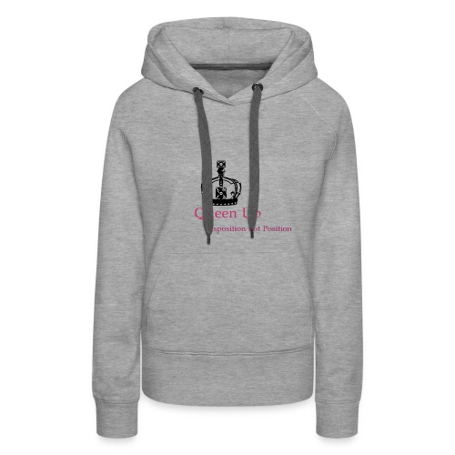 Queen Up - Women's Premium Hoodie