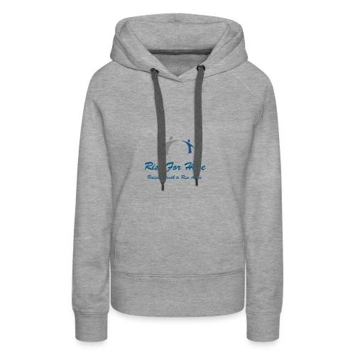 Rise for Hope - Women's Premium Hoodie