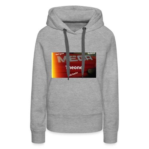 Nerf shirt - Women's Premium Hoodie