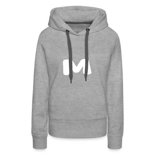ye bois logo - Women's Premium Hoodie