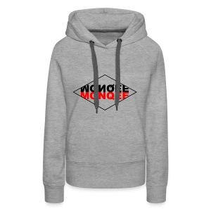 BLACK AND RED - Women's Premium Hoodie