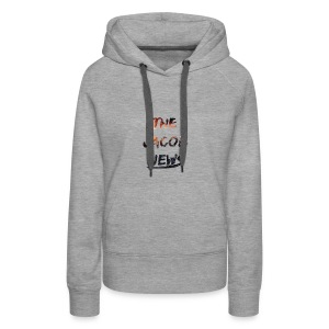 jacob news - Women's Premium Hoodie