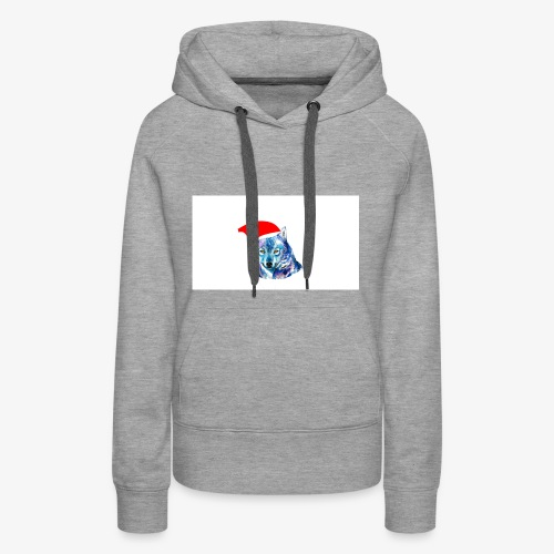wolf nation chrismas limited time only - Women's Premium Hoodie