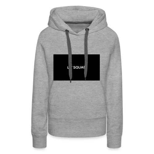 www.VenamousTV/litsquad/link/bio/merchandise.com - Women's Premium Hoodie