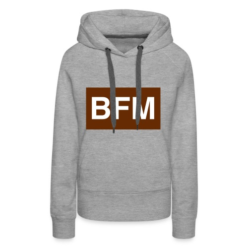 BFM embracing our culture - Women's Premium Hoodie