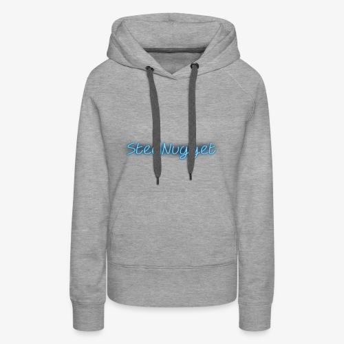 SteelNugget Neon - Women's Premium Hoodie