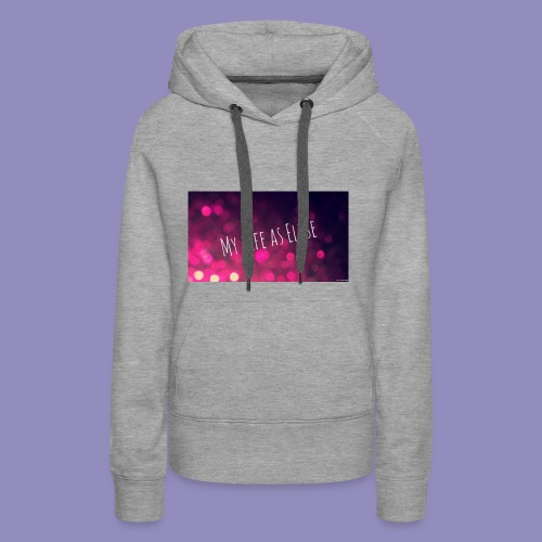 My Life as Elyse - Women's Premium Hoodie