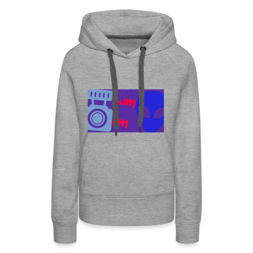 Wwe Moves and more - Women's Premium Hoodie