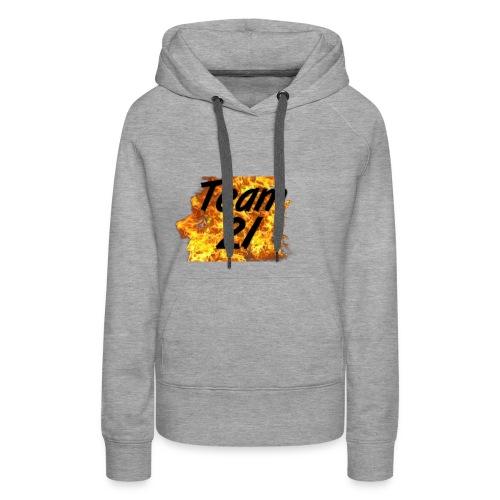 Team22Fire - Women's Premium Hoodie