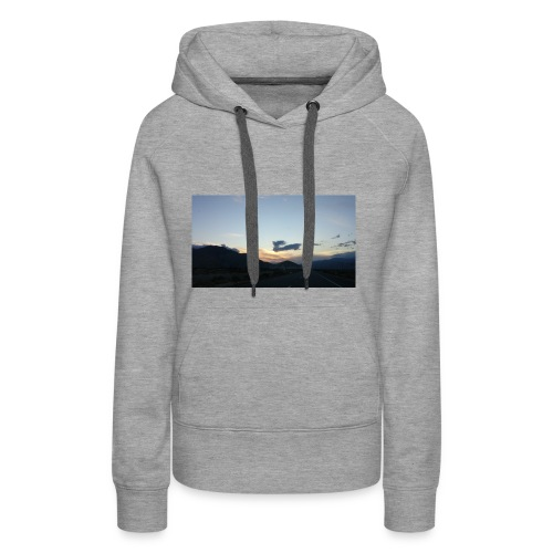 On the road again - Women's Premium Hoodie