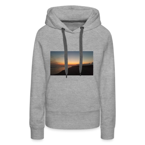 Ocean Sunset - Women's Premium Hoodie