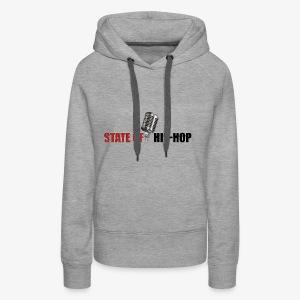 State of Hip-Hop - Women's Premium Hoodie