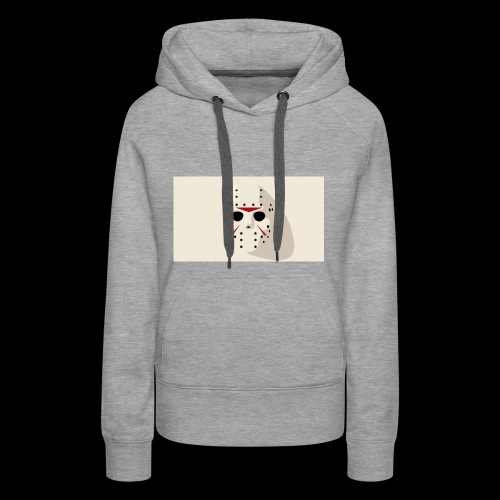 Jason from Friday 13th - Women's Premium Hoodie
