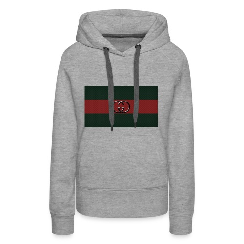 Gucci Gang Desogn - Women's Premium Hoodie